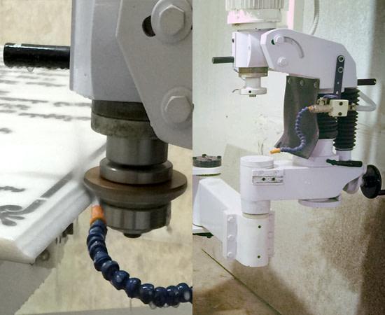 ماكينة حلايا الرخام